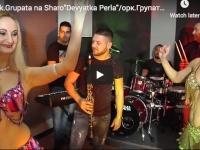 """Групата на Шаро""""Девятка Перла"""" (снимка от клипа)"""