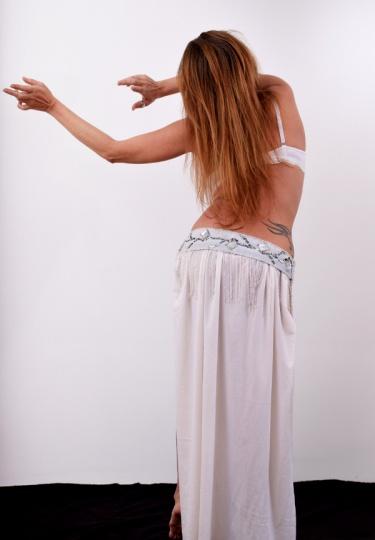 Танцьорка за парти (снимка)